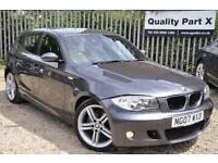 2007 BMW 1 Series 2.0 118d M Sport 5dr