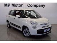 2014 14 FIAT 500L 1.2 MULTIJET POP STAR DUALOGIC 5D AUTO 85 BHP DIESEL MPV,WHITE