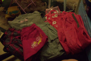 Girls Clothing Lot includes sizes 5-6