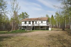 PEACEFUL & PRIVATE ACREAGE For just $300,000