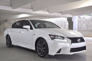 2013 Lexus IS350 AWD F-Sport LOW KMS - LEATHER-SUN-NAV & MORE!