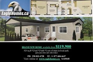 Brand New Home in Countryside Mobile Home Park!