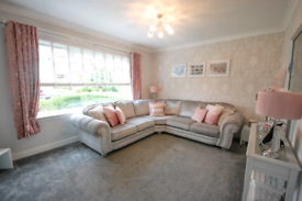Corner sofa for sale silver crushed velvet