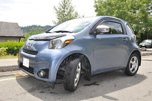 2012 Scion iQ 2-door Hatchback