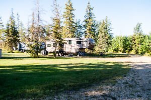 Seasonal RV Sites and Cabin Rentals Lakefront Resort