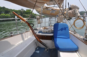 THIS SAILBOAT IS  LOCATED IN THE RIO DULCE GUATEMALA Sarnia Sarnia Area image 5