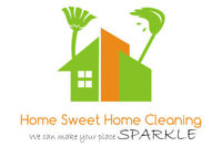 We Make Your Place SPARKLE! - Call Home Sweet Home Cleaning