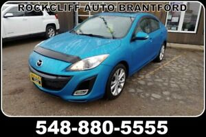 2010 Mazda Mazda3 4DR SEDAN S. PRICED TO SELL REGARDLESS OF YOUR