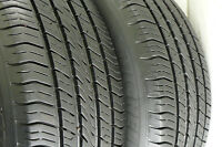 Set of 2 Michelin Tires with rims.195/65/R15