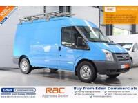 2011 11 FORD TRANSIT 2.2 330 SHR 1D 115 BHP DIESEL PANEL VAN