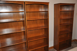 Solid Wood Bookshelves
