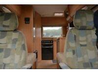 Auto-Sleepers Nuevo EK CLASSIC PEUGEOT 2 BERTH 2 TRAVEL SEAT MOTORHOME