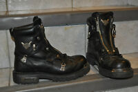Womens Harley Motorcycle Boots