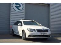 2015 15 SKODA SUPERB 2.0 LAURIN AND KLEMENT TDI CR 5D 139 BHP DIESEL