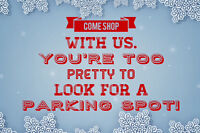 Avoid the holiday chaos and shop at our OPEN HOUSE event!