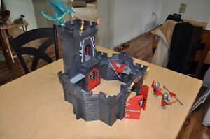 Playmobil Dragon Knights Castle 5979