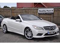 2013 Mercedes-Benz E Class 1.8 E250 BlueEFFICIENCY Sport Edition 125 7G-Tronic