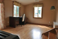 Clean Quiet Bedroom House in Waterloo – Available Sept  1, 2015
