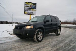 2007 Ford Escape lmited all leather SUV, Crossover