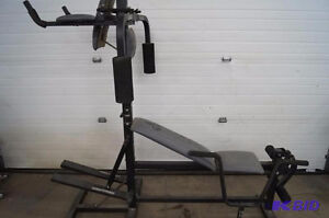 Weider flexmaster CTS 2042 home gym