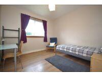 Single room - student flat close to Ed Coll/Napier/HW