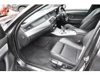 2011 BMW 5 Series 2.0 520d M Sport 4dr