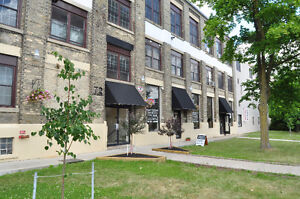 SHOE FACTORY-Multiple Units for Rent in Warehouse Dist. KW