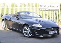2010 Jaguar XKR 5.0 Supercharged 2dr