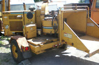 2002 VERMEER BC 1250A Wood Chipper, diesel
