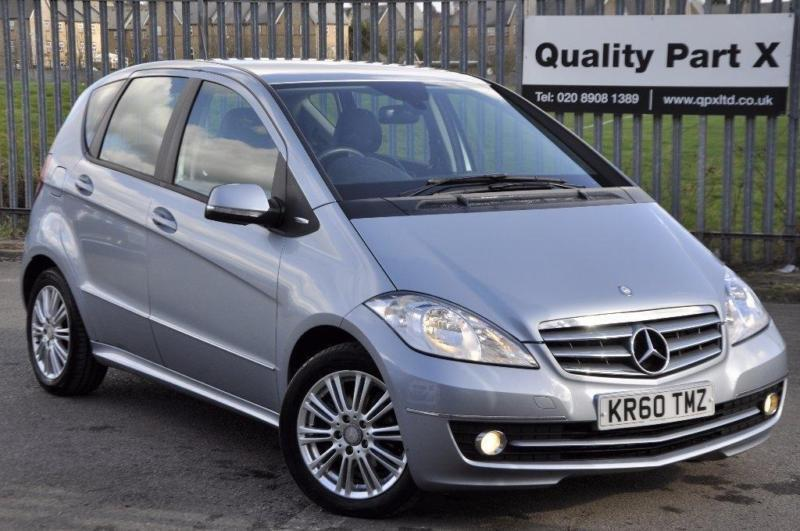 2011 mercedes benz a class 2 0 a160 cdi elegance se cvt 5dr in wembley london gumtree. Black Bedroom Furniture Sets. Home Design Ideas
