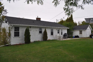 House rental , price including the electrical and propane
