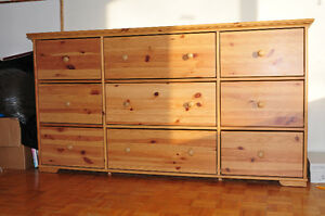 IKEA - Chest of 9 drawers,