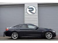 2015 15 BMW 4 SERIES 3.0 430D XDRIVE M SPORT GRAN COUPE 4D AUTO 255 BHP DIESEL