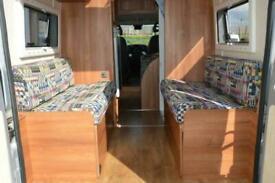 Citroen Relay 2 BERTH 2 TRAVEL SEATS MOTORHOME CONVERSION
