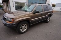 2001 Jeep Grand Cherokee Laredo AWD