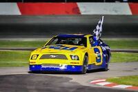 Ontario Pro Challenge Mustang - Top Running Car