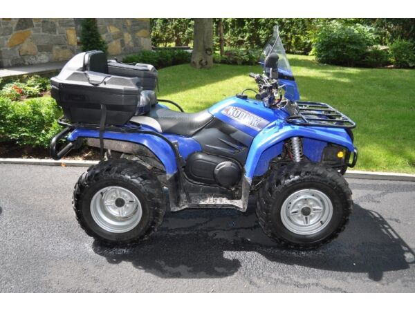 Used 2002 Yamaha Kodiak 400 Ultramatic - 2,900