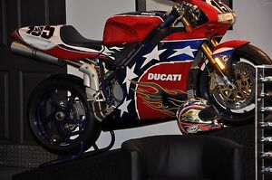 Wanted: 2002 Ducati 998s Ben Bostrom