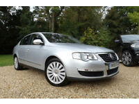 2008 58 Volkswagen Passat 2.0TDI CR Highline 140 BHP TURBO DIESEL 6 SPEED FVWSH