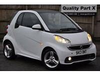 2013 Smart Fortwo 1.0 MHD Pulse Softouch 2dr