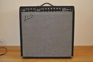 Fender Super Reverb 65 Reissue Black Face