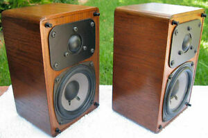 Old Realistic speakers (Radio Shack)