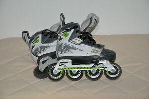Patins à roues alignées Mission SX (Enfant grandeur ajustable)