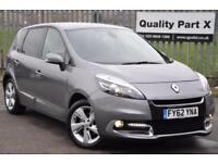 2013 Renault Scenic 1.5 dCi Dynamique 5dr (start/stop, Tom Tom)