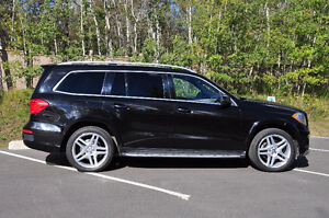 2013 Mercedes-Benz GL-Class GL350 BlueTEC SUV, Crossover