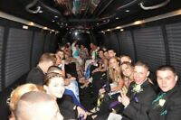 Brampton night out limousine 299