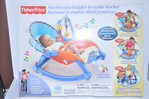 Newborn-to-Toddler Portable Rocker -Brand New in the box