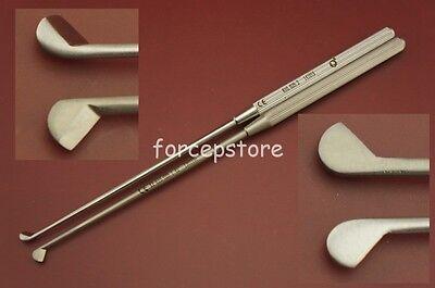New 2 Pcs 105 Mm Arthroscopic Retrograde Knife Knives Arthroscopy