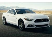 New Ford Mustang 0% finance 5.0 V8 GT AUTO Oxford white