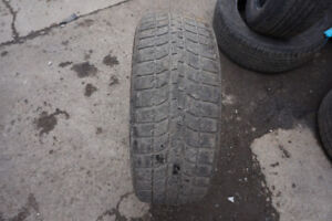 225/55/18 BRIDGESTONE BLIZZAK WINTER TIRE